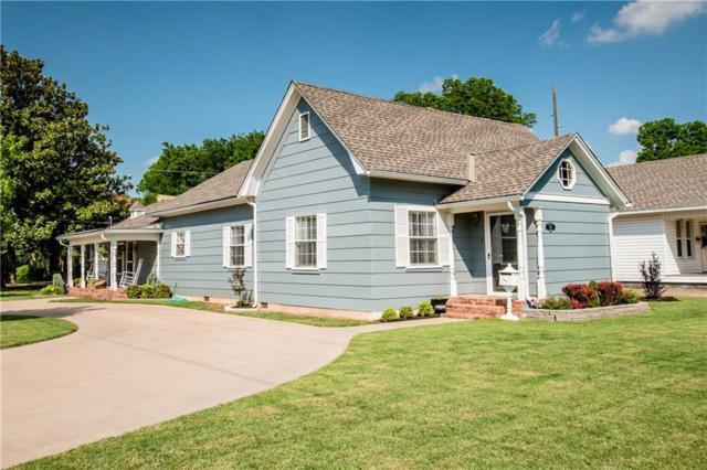 512 N Pine, Pauls Valley, OK 73075 (MLS #821714) :: Wyatt Poindexter Group