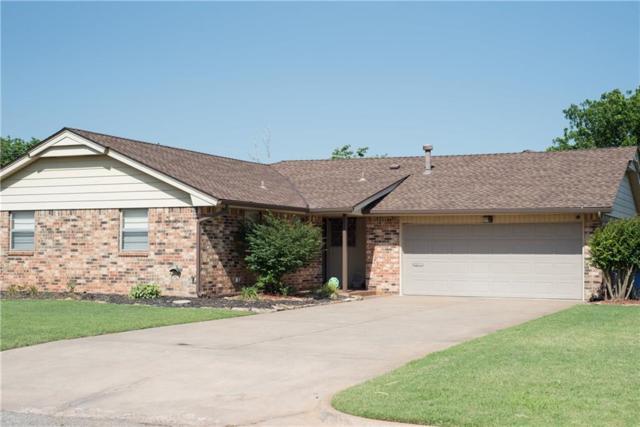 6321 S Robinson Avenue, Oklahoma City, OK 73139 (MLS #821718) :: Wyatt Poindexter Group