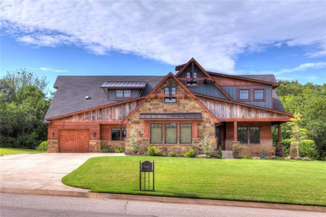 2600 Crestwood, Edmond, OK 73049 (MLS #821743) :: Wyatt Poindexter Group