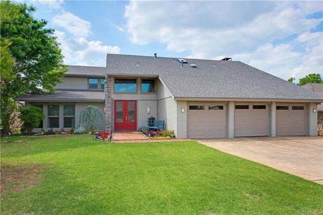 6217 Commodore Lane, Oklahoma City, OK 73162 (MLS #821748) :: Wyatt Poindexter Group