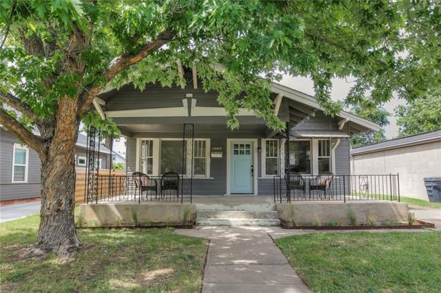 1503 NW 16th Street, Oklahoma City, OK 73106 (MLS #821779) :: Homestead & Co