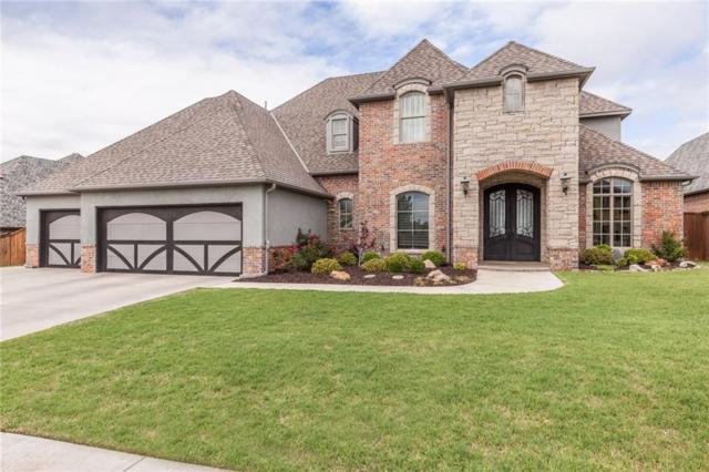 3213 NW 177th, Edmond, OK 73012 (MLS #821780) :: Wyatt Poindexter Group