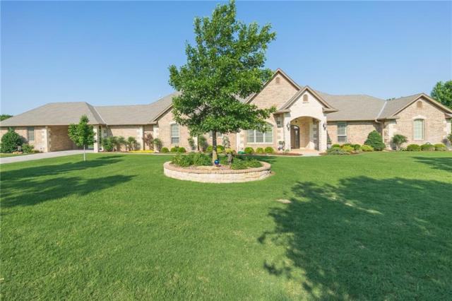 11201 Vineyard, Oklahoma City, OK 73173 (MLS #821815) :: Wyatt Poindexter Group