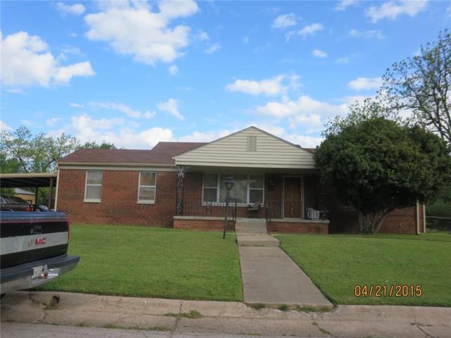 1321 Campbell Drive, Oklahoma City, OK 73111 (MLS #821854) :: Wyatt Poindexter Group