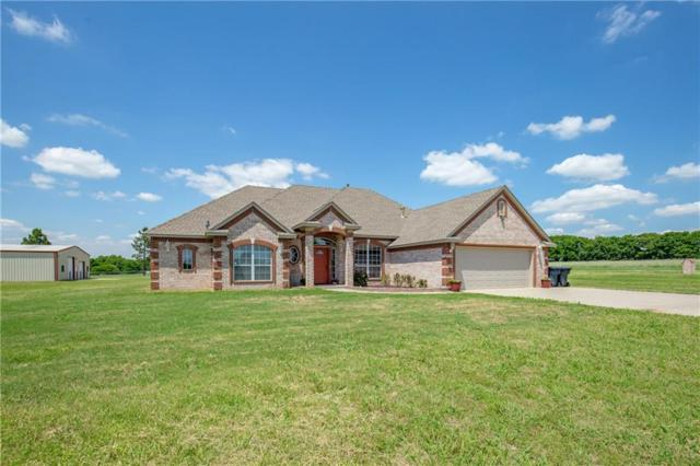 11901 Forrest Spring Drive, Oklahoma City, OK 73173 (MLS #821869) :: Wyatt Poindexter Group