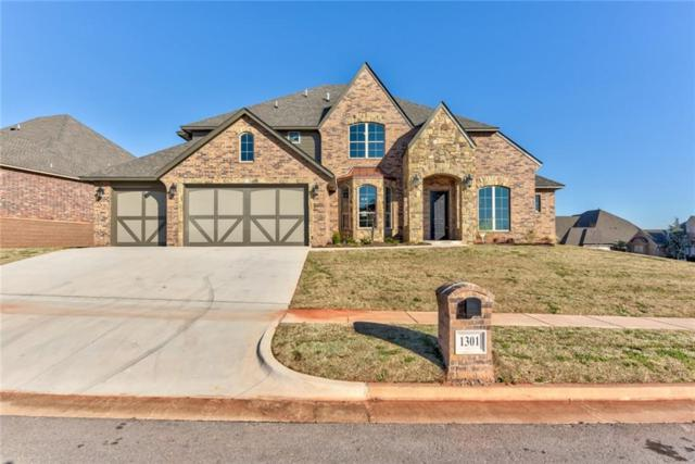 1301 NW 189th Street, Edmond, OK 73012 (MLS #821878) :: Meraki Real Estate