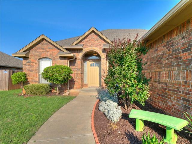 4725 Millstone Drive, Oklahoma City, OK 73179 (MLS #821879) :: Wyatt Poindexter Group