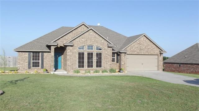 913 County Street 2932, Tuttle, OK 73089 (MLS #821886) :: Wyatt Poindexter Group