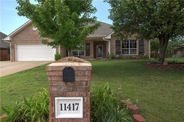 11417 Leslie Beachler Lane, Midwest City, OK 73130 (MLS #821895) :: Wyatt Poindexter Group