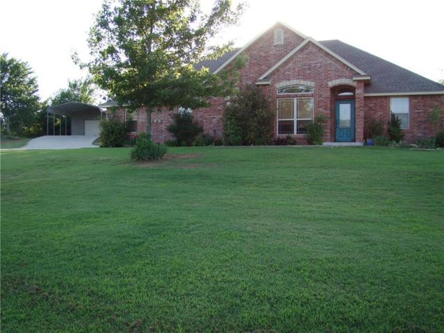 2428 County Road 1328, Blanchard, OK 73010 (MLS #821917) :: Wyatt Poindexter Group