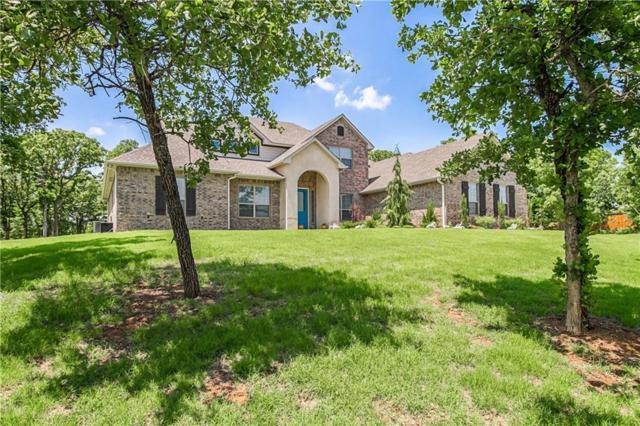 5509 Montford Way, Choctaw, OK 73020 (MLS #821919) :: Wyatt Poindexter Group
