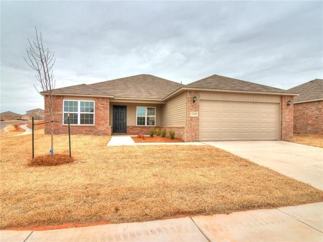 4813 Fieldstone Drive, Oklahoma City, OK 73179 (MLS #821934) :: Wyatt Poindexter Group