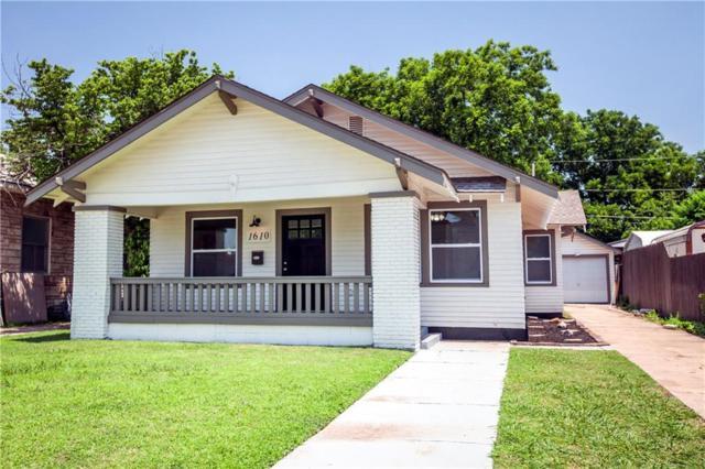 1610 N Mckinley Avenue, Oklahoma City, OK 73106 (MLS #821947) :: Wyatt Poindexter Group