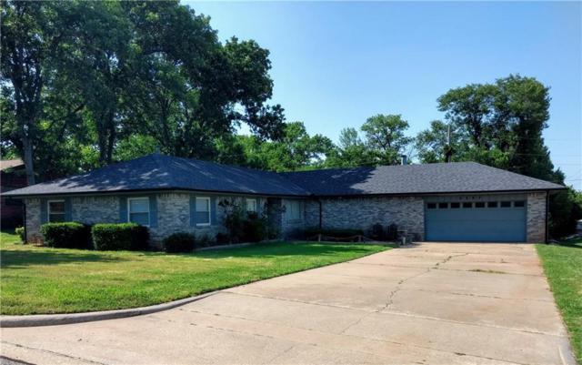 2337 Rockwood, Norman, OK 73071 (MLS #821957) :: Wyatt Poindexter Group