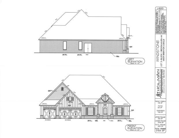 3809 Brenton Circle, Norman, OK 73072 (MLS #821983) :: Wyatt Poindexter Group