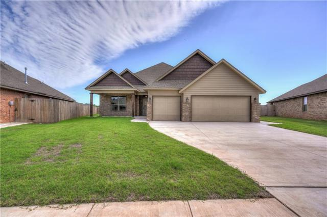 2205 Timber Xing, Yukon, OK 73099 (MLS #822054) :: Wyatt Poindexter Group