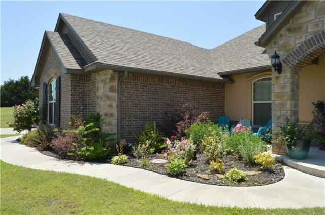 8319 Shadow Lake Drive, Blanchard, OK 73010 (MLS #822071) :: Wyatt Poindexter Group