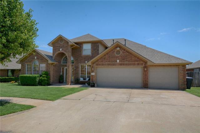 11424 Shasta, Oklahoma City, OK 73162 (MLS #822078) :: Wyatt Poindexter Group