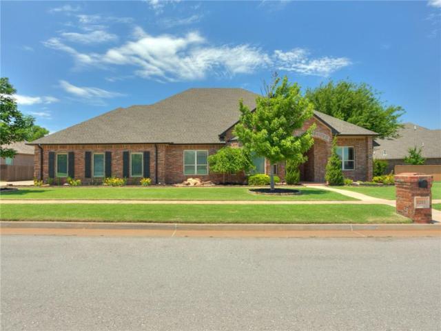 6201 Whispering Grove, Oklahoma City, OK 73169 (MLS #822099) :: Wyatt Poindexter Group