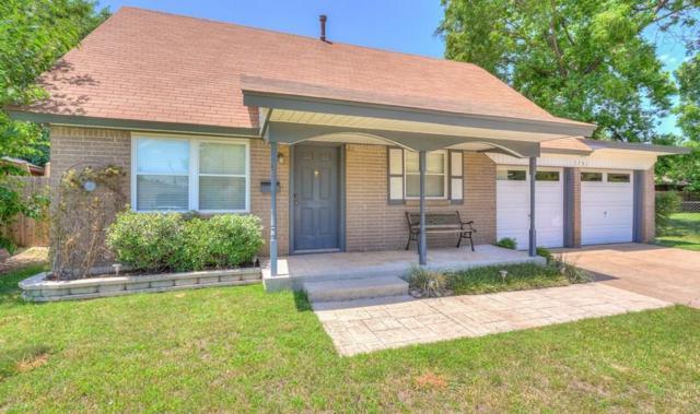 1701 Sunrise Drive, Moore, OK 73160 (MLS #822203) :: Wyatt Poindexter Group
