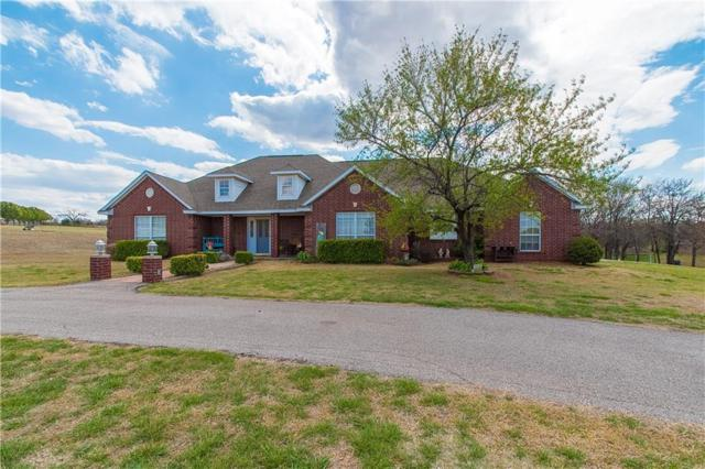 9 Fawn Ridge, Blanchard, OK 73010 (MLS #822221) :: Meraki Real Estate