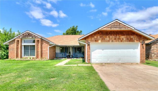 11221 Cimarron Drive, Oklahoma City, OK 73162 (MLS #822237) :: Wyatt Poindexter Group