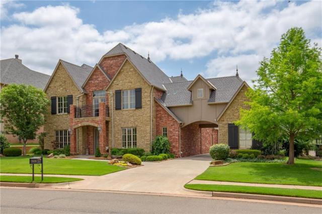 3408 NW 172 Terrace, Edmond, OK 73012 (MLS #822248) :: Wyatt Poindexter Group