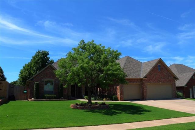 1520 SW 135th Street, Oklahoma City, OK 73170 (MLS #822342) :: Wyatt Poindexter Group