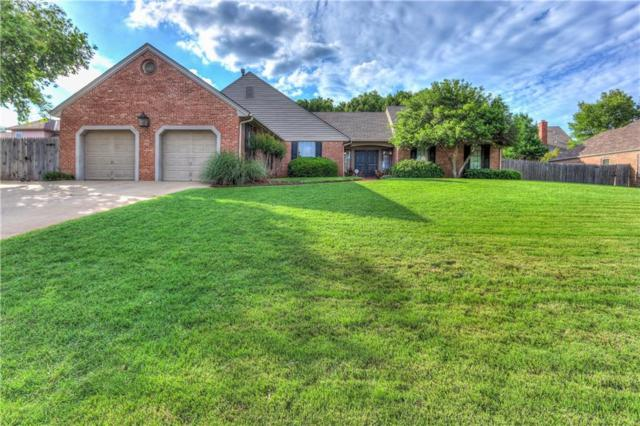 6313 E Beaver Creek Road, Oklahoma City, OK 73162 (MLS #822366) :: Wyatt Poindexter Group