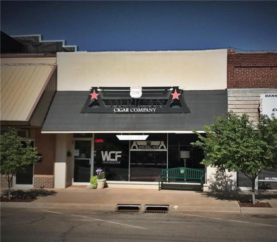 120 S Main, Elk City, OK 73644 (MLS #822368) :: Wyatt Poindexter Group
