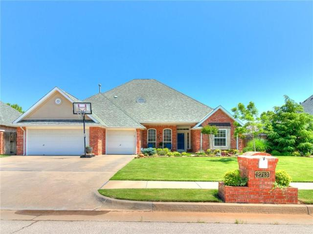 2713 SW 124th Ter, Oklahoma City, OK 73170 (MLS #822377) :: Wyatt Poindexter Group