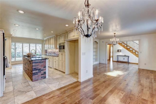 1813 Valley Ridge Road, Norman, OK 73072 (MLS #822385) :: Wyatt Poindexter Group