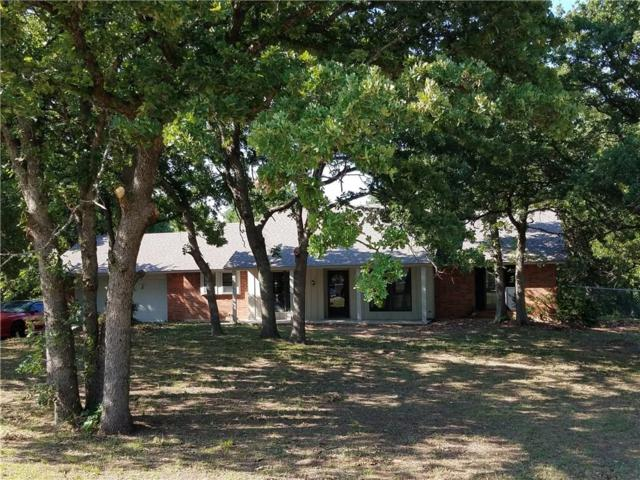 16801 Santa Fe Drive, Choctaw, OK 73020 (MLS #822387) :: Wyatt Poindexter Group