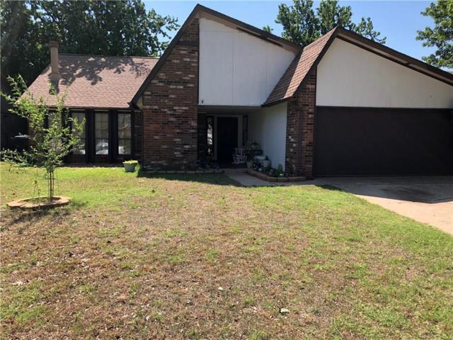 11313 N Eagle, Oklahoma City, OK 73162 (MLS #822397) :: Wyatt Poindexter Group