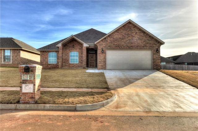 8236 NW 160th Terrace, Edmond, OK 73012 (MLS #822412) :: Wyatt Poindexter Group