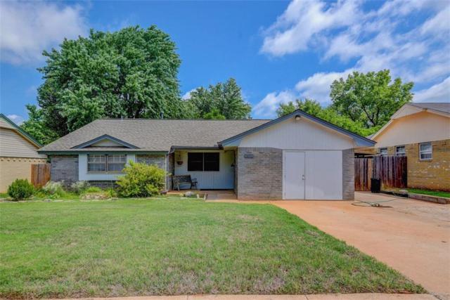 1613 Rock Hollow Drive, Norman, OK 73071 (MLS #822444) :: Wyatt Poindexter Group