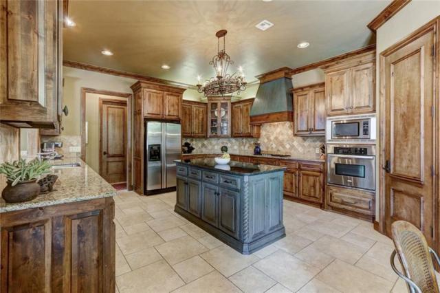 10512 Elmwood Forest Drive, Oklahoma City, OK 73151 (MLS #822450) :: Wyatt Poindexter Group