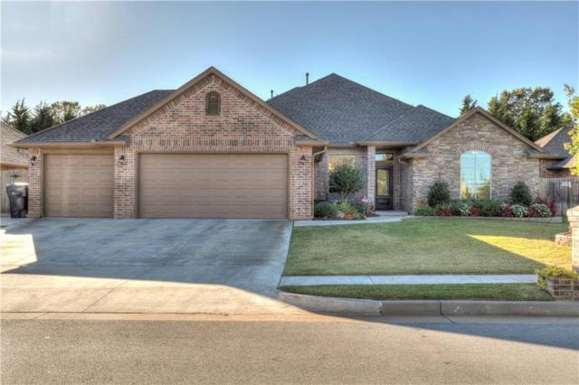 13605 Rachel Court, Oklahoma City, OK 73170 (MLS #822453) :: Wyatt Poindexter Group