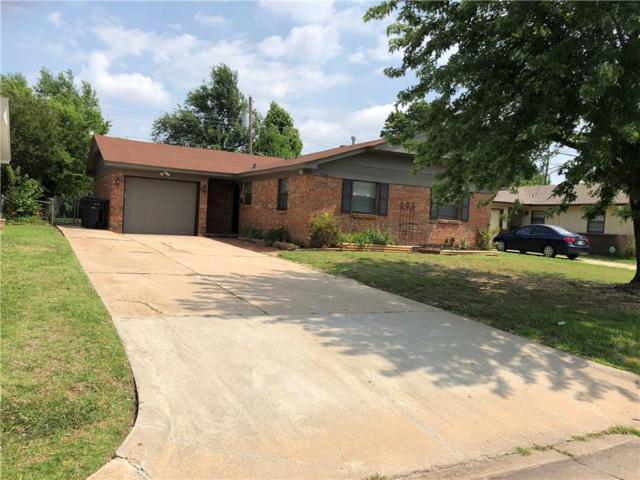 1349 SW 62nd, Oklahoma City, OK 73159 (MLS #822475) :: Wyatt Poindexter Group