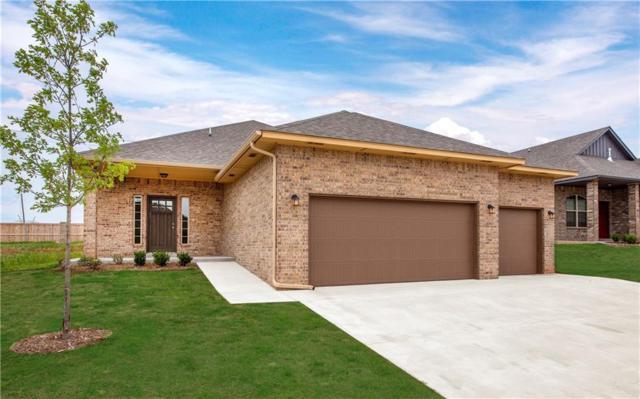16012 Mendoza Drive, Edmond, OK 73013 (MLS #822482) :: Wyatt Poindexter Group