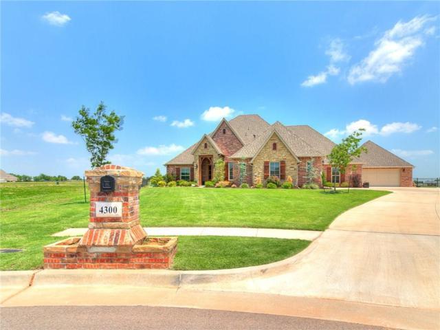 4300 SW 128th Court, Oklahoma City, OK 73173 (MLS #822565) :: Wyatt Poindexter Group