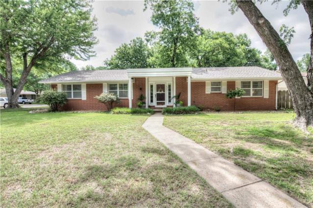 2521 Cypress Avenue, Norman, OK 73072 (MLS #822605) :: Wyatt Poindexter Group