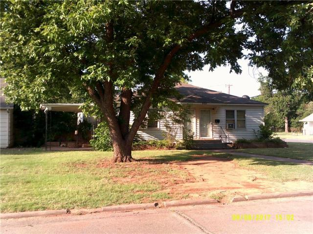 700 E Cypress Corner #3, Altus, OK 73521 (MLS #822737) :: Wyatt Poindexter Group