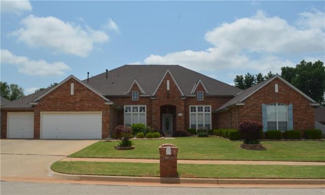 9200 SW 22nd Street, Oklahoma City, OK 73128 (MLS #822739) :: Wyatt Poindexter Group