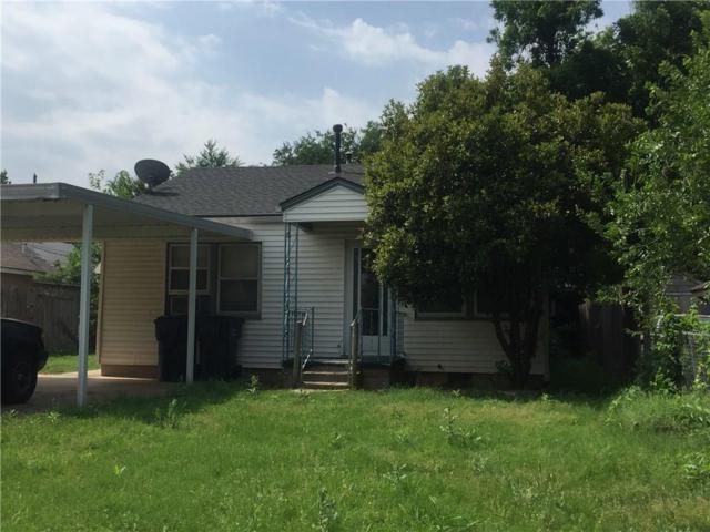 3804 NW 14th Street, Oklahoma City, OK 73107 (MLS #822742) :: Wyatt Poindexter Group