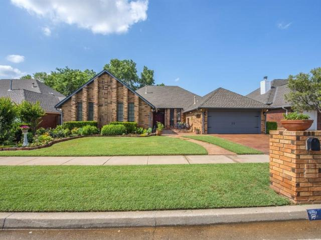 1205 NW 197th Street, Edmond, OK 73012 (MLS #822744) :: Wyatt Poindexter Group