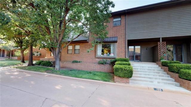 11300 N Pennsylvania #155, Oklahoma City, OK 73120 (MLS #822755) :: Meraki Real Estate