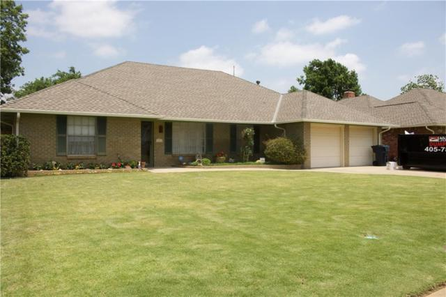4821 NW 73rd, Oklahoma City, OK 73132 (MLS #822761) :: Wyatt Poindexter Group