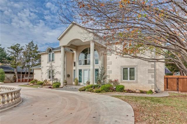 1617 Queenstown, Nichols Hills, OK 73116 (MLS #822780) :: Wyatt Poindexter Group