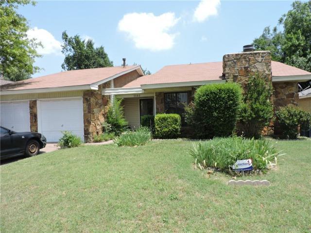 9724 S Fairview, Test Oklahoma township, OK 73159 (MLS #822790) :: KING Real Estate Group